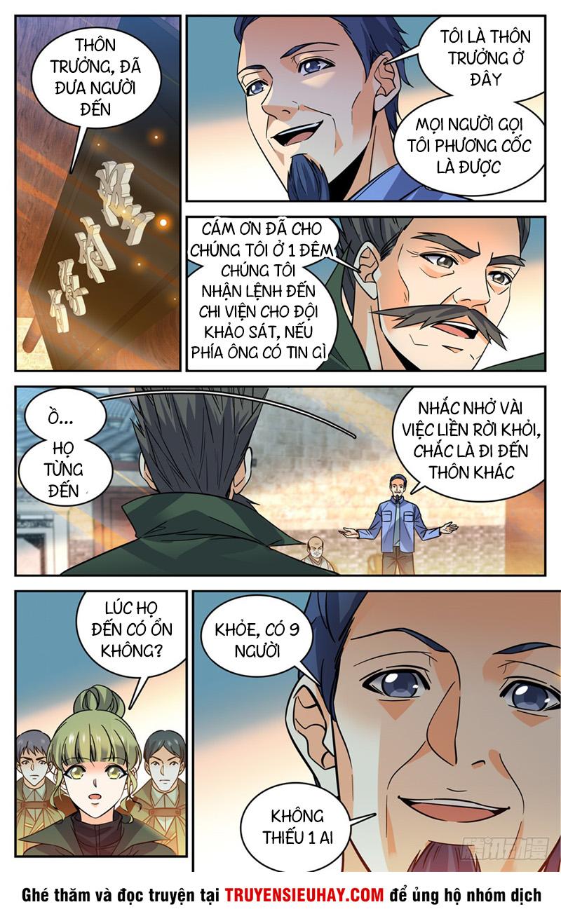 Toàn Chức Pháp Sư chap 353 - Trang 13