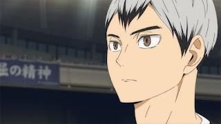 Hellominju.com : ハイキュー!! アニメ 稲荷崎高校バレー部 キャプテン 北信介(CV: 野島健児) | Kita Shinsuke | Haikyū!! Captains PROFILE  | Hello Anime !