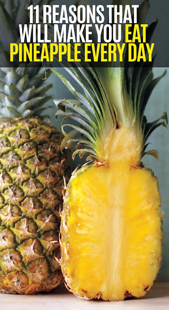 11 Reasons That Will Make You Eat Pineapple Every Day – Number 4 Will Make You Start Immediately!