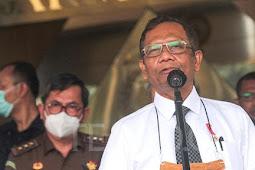 Mahfud MD Ungkap Alasan Istilah KKB Tak Perlu Tambahkan Papua