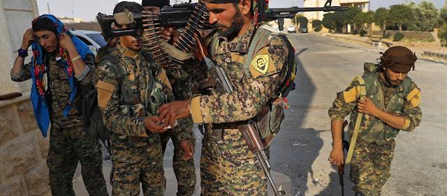 Συρία: Οι Κούρδοι προωθούν σχέδιο συμφωνίας με την κυβέρνηση Άσαντ