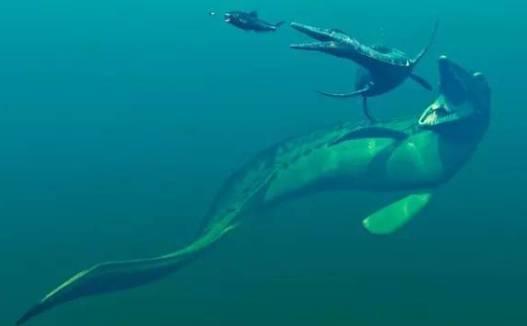 Pliosaurus Funkei, Reptil Laut Terganas 'Predator X'