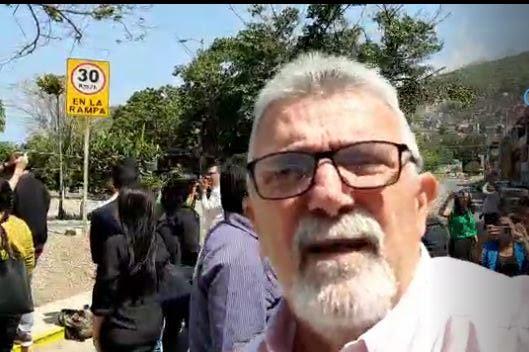 VENEZUELA: Diputado Lippa rechazó agresiones contra presidente Guaidó y la prensa por parte  del régimen de Maduro.