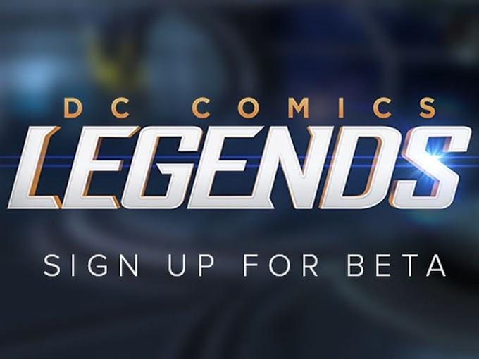 DC'den Mobil Oyun Geliyor!