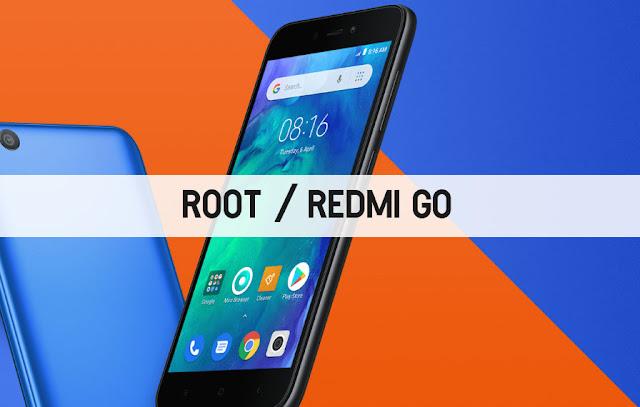 ROOT Redmi Go dengan Magisk