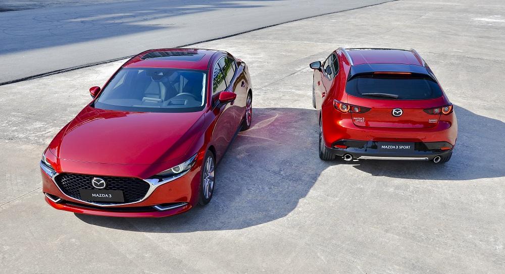 Mazda3 named 2019 Women's World Car of the Year