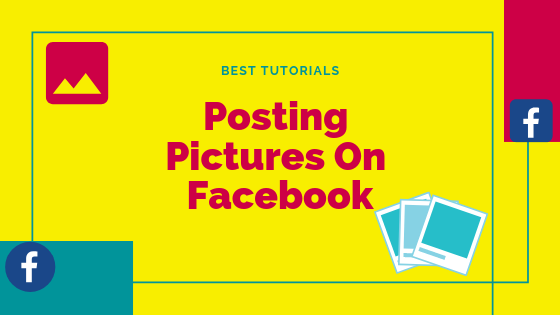 How To Add Photos To Facebook Post<br/>