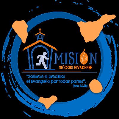 Resultado de imagen de logo de la mision diocesana de tenerife