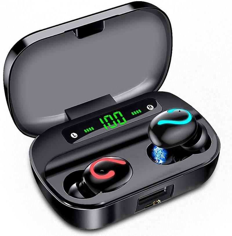 50%OFF Bluetooth Earbuds IPX7 Waterproof Headphones