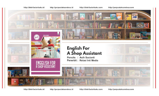 English For A Shop Assistant