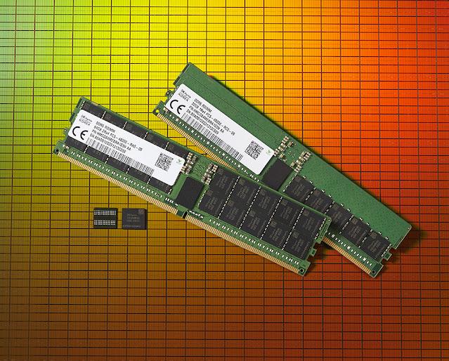 SK Hynix DDR5 Rams