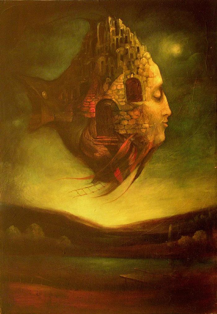 Surrealism and Visionary art: Boris Shapiro