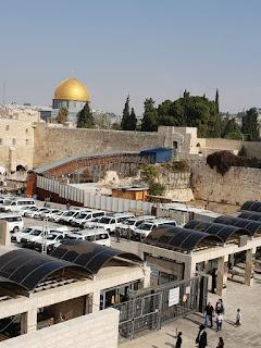 MURO DE LOS LAMENTOS, CIUDAD DE JERUSALEN, ISRAEL. IMAGEN ORIGINAL TOMADA EN OCTUBRE DEL 2019