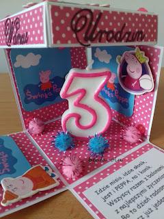 969. Bajkowy box na 3. urodziny!