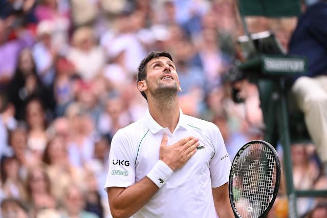 Novak Djokovic busca seu terceiro título seguido em Wimbledon