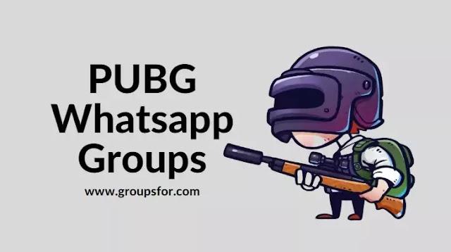 PUBG Whatsapp Groups