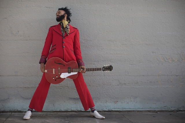 Fantastic Negrito, Houston Party Music
