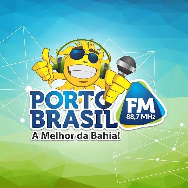 Nota de Repúdio - Rádio Porto Brasil FM