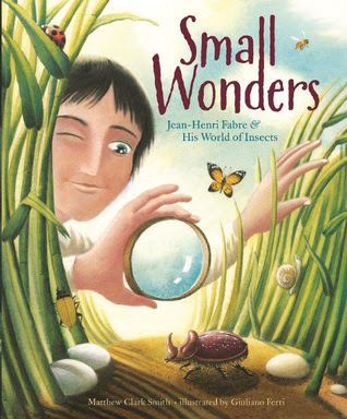 Book cover art for Small Wonders