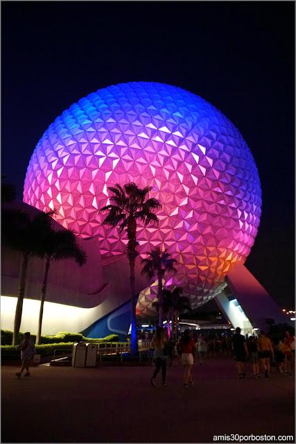 Epcot en Orlando, Florida