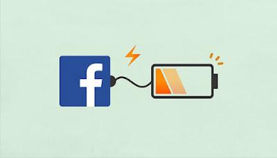 فيسبوك تصلح مشكل نزيف الهاتف من الطاقة