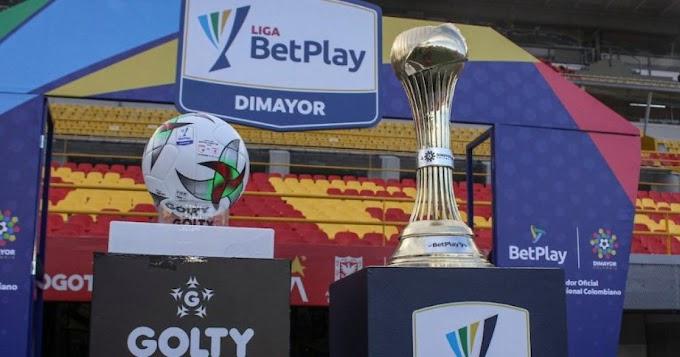 Definida fecha y hora para el sorteo de los 'Play Offs' de la Liga BetPlay 1 2021: DEPORTES TOLIMA, a la expectativa