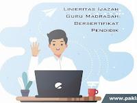 Linieritas Ijazah Guru Madrasah Bersertifikat Pendidik