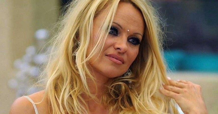 World Celebrity Image: Bra Size Of Pamela Anderson