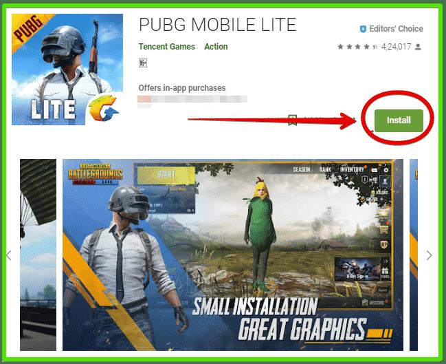 pubg mobile lite  pubg mobile lite हुआ India में रिलीज़  Play Store से Download करें