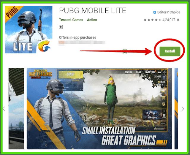pubg mobile lite | pubg mobile lite हुआ India में रिलीज़ | Play Store से Download करें