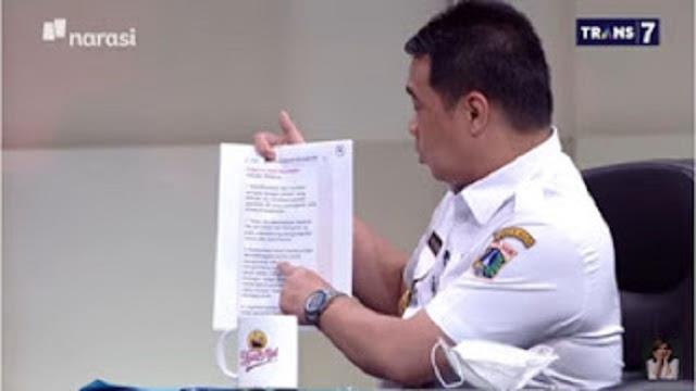 Terungkap! Wagub DKI Beberkan Chat Anies Baswedan Terkait Acara HR5