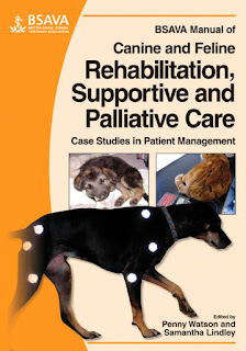 BSAVA Manual of Canine and Feline Rehabilitation, Supportive and Palliative