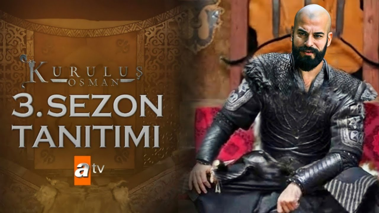Kurulus Osman Season 3 Trailer - Episode 65 Trailer