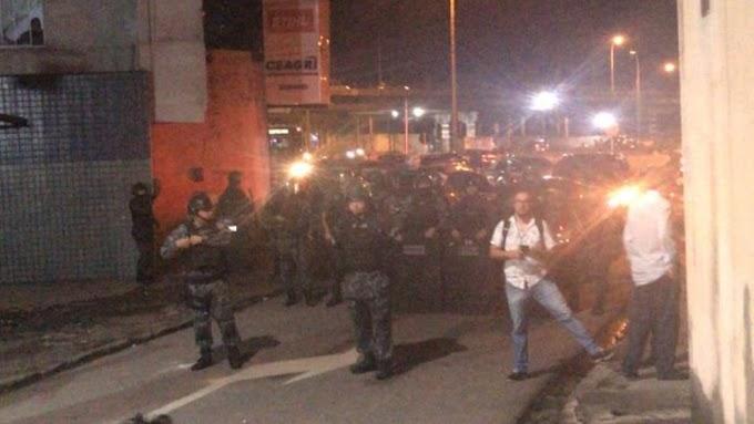 PM do Ceará se revolta com proposta salarial governador e começa greve!