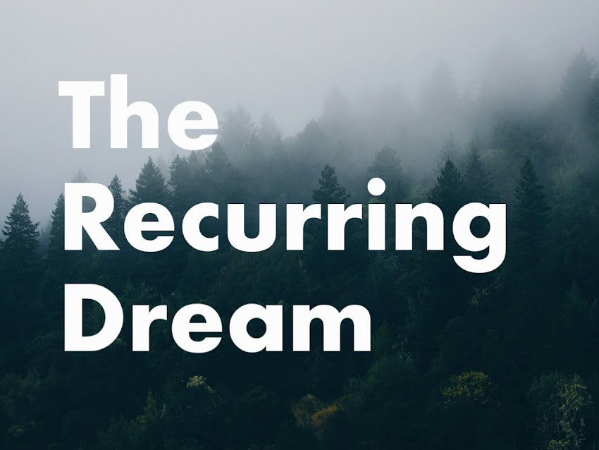[The Magic Of Word] The Recurring Dream [Questions & Answers]