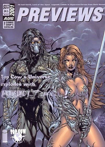 PREVIEWS #8 (2001)