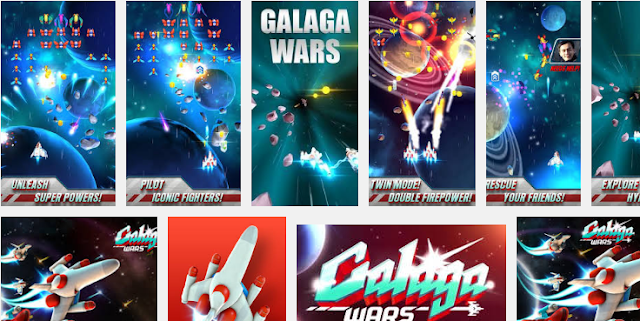 Galaga Wars Latest ersion for Android Free Download