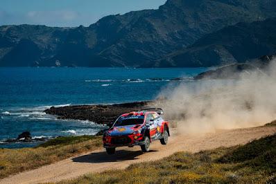WRC Sardegna 2020 livestream