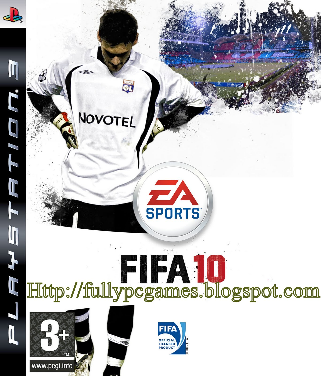 FIFA 10 Game Download Free For PC Full Version - downloadpcgamescom