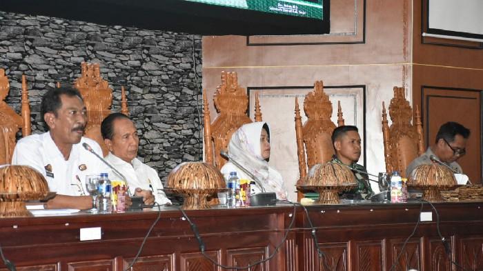 Ketua Komisi III Dukung Pembentukan Satgas Siaga Penanggulangan Bencana