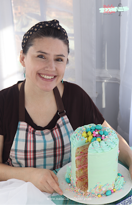 Natalia Salazar recetas pasteleria