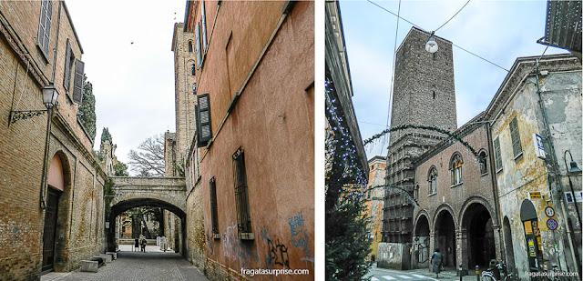 Centro Histórico de Ravena, Itália