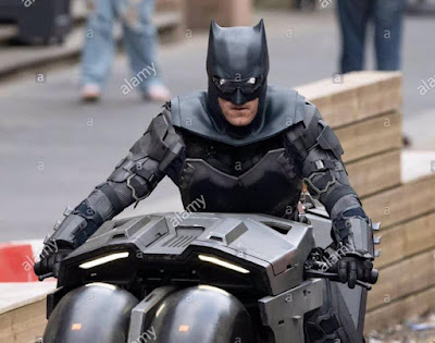 The Flash Movie Halted Plus More Batcycle Images