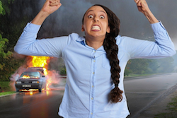 Life is Beautiful, How Do You Ignore Road Rage?