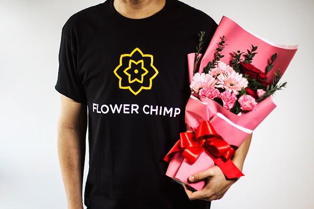 FLOWER CHIMP - PENGHANTARAN BUNGA UNTUK INSAN TERSAYANG