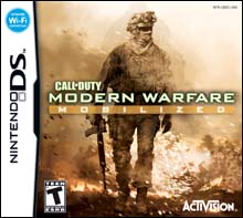 Rom Call of Duty Modern Warfare Mobilized NDS