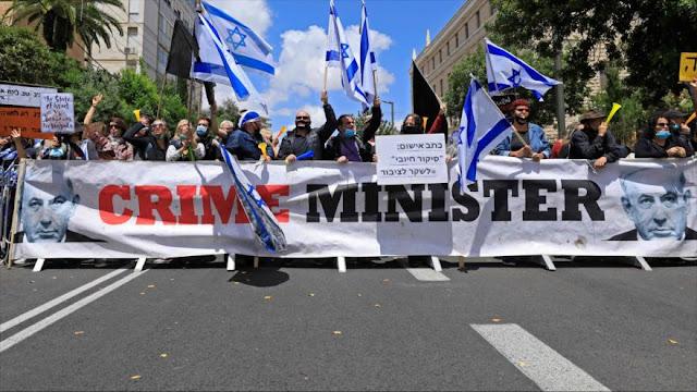 Inicia juicio contra Netanyahu por cargos de corrupción