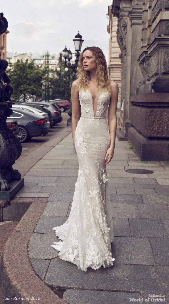 057b3b22d13 Lian Rokman 2018 Wedding Dresses - World of Bridal