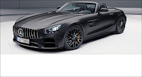 Mercedes AMG GT Roadster 2017 tại Mercedes Trường Chinh