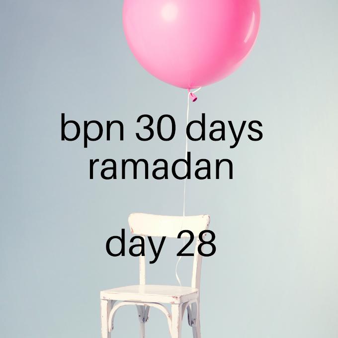 Doa-doa Sebelum Ramadan Berakhir